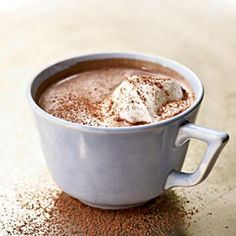 Barcelona Hot Chocolate | CookingLight.com
