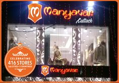 Namaskar Cuttack, this is our 4th store in your city. #Thrilled to create everlasting signatures of #CelebrationWear