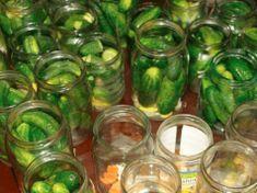 Toto je nejlepší recept na zavařené okurky Pickles, Cucumber, Frozen, Food, Essen, Meals, Pickle, Yemek, Zucchini