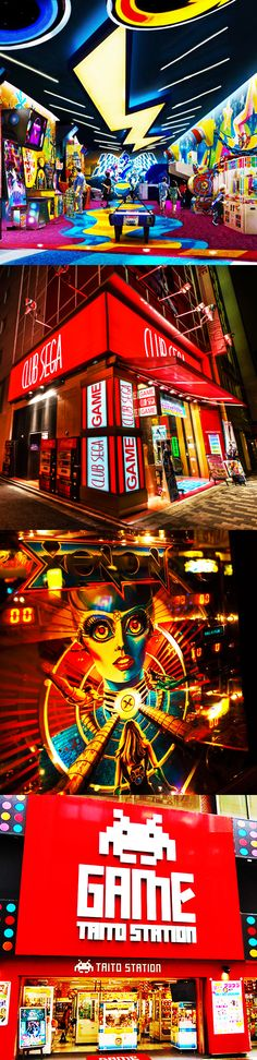 The 20 coolest arcades in the world. Have you been lucky enough visit any of them?