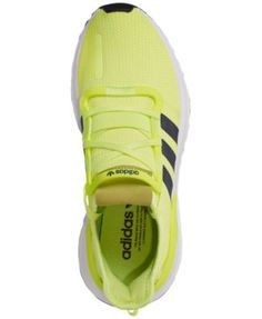 uk availability 08d9c cb4bf adidas Men s U Path Run Casual Sneakers from Finish Line - Yellow 8