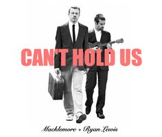 (Music Video) Macklemore & Ryan Lewis – Can't Hold Us!!