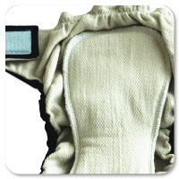 Site for sewing your own cloth diapers. At 12.95 a pop it might be well worth it to sew my own. :)