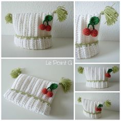Chouette un tuto de crochet! Un bonnet pour bébé super facile à crocheter!