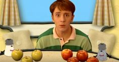 This Theory Finally Explains Why Steve Was So Oblivious On 'Blue's Clues'