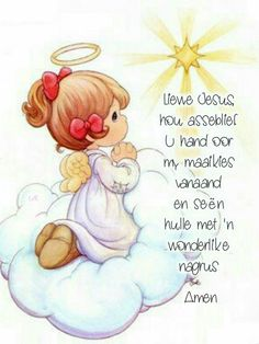 Pretty Pictures, Pretty Pics, Goeie Nag, Afrikaans Quotes, Smurfs, Night Night, Words, Lisa, Messages