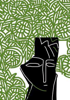Magazine illustration by Krishnendu Chaki