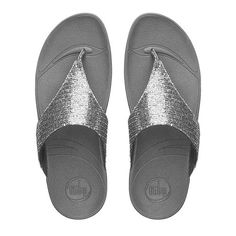 FitFlop Women's Lulu Superglitz Thong Sandal *** Tried it! Love it! Click the image. : Flip flops