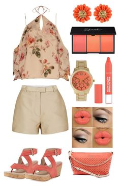 """""""Untitled #701"""" by juliette-de-grijze ❤ liked on Polyvore featuring Exclusive for Intermix, Donald J Pliner, 3.1 Phillip Lim, Olivia Pratt and GUESS"""