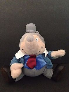 mr toad plush