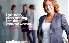 You can have anything you want, if you dress for it! Business wear for the career woman http://www.oxolloxo.com/women.html. Celebrating #BusinessWomenWeek.