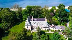 Great Gatsby Mansion on Long Island Gets $1M Price Cut
