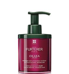 Furterer Okara Color Masque Protection Intense Couleur 200 ml Soap Dispenser, Personal Care, Bottle, Natural, Products, Keratin, Cute Hair, Dyed Hair, Healthy Scalp