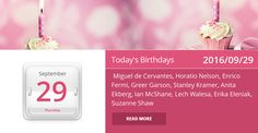 Famous Birthdays for 2016/09/29 #sagittarius, #horoscope, #horoscopes, #astrology