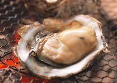 カキハウス 内海湾 - 壱岐産の長寿牡蠣 1盛1,000円