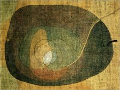 Paul Klee The Fruit Poster | Posterlounge