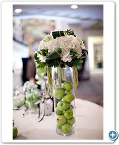 decraties-bruiloft-groene-appels