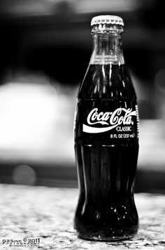 Coca Cola in a bottle :)