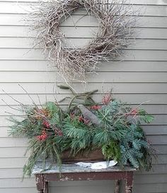 great outdoors decorating...