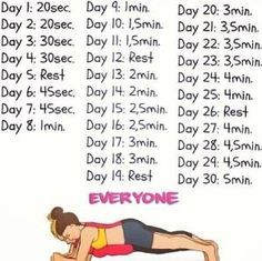 Flat Stomach in 2 Weeks   How to get a flat stomach - simple exercises - visible difference in 2 ...