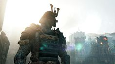 (For Honor) Samurai Orochi For Honor Gameplay, For Honor Samurai, Fantasy Characters, Fictional Characters, Man Bun, Medieval Fantasy, Video Game Art, Cool Costumes, Xbox One