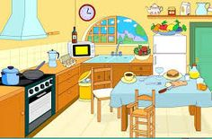 Here 39 s a simple neighborhood map coloring page - Cocina dibujo ...