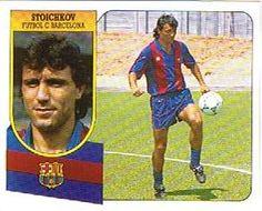 Hristo Stoichkov, F.C. Barcelona