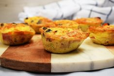 Make Ahead - Bacon - Cheese - Veg - Breakfast Muffins - Gluten Free - Low Carb - Syn Free - Slimming World Egg Recipes, Low Carb Recipes, Cooking Recipes, Muffin Recipes, Make Ahead Breakfast, Breakfast Recipes, Bacon Breakfast, Slimming World Breakfast Muffins, Muffins Sans Gluten
