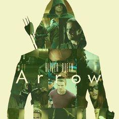 Green arrow<3