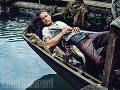 Charlie Hunnam de « Sons of Anarchy » en roi Arthur | Vanity Fair