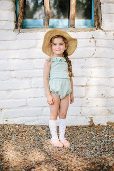 Cutest romper by Wil+Frida! www.wilandfrida.com