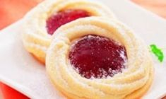 Picture of Recept - Linecké margaretky Christmas Sweets, Christmas Baking, Baking Recipes, Cookie Recipes, Sweet Bar, Czech Recipes, Biscuit Recipe, How Sweet Eats, Sweet And Salty