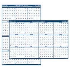 Sketch Academic  Calendar WhiteboardChalkboard Wall