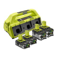 RYOBI introduces the DOCKit Storage System Tray. The RYOBI DOCKit Storage System tray is the key piece to keeping all your bit kits organized. The tray can be mounted on the wall, placed on a table top, Ryobi Cordless Tools, Ryobi Tools, Tools Tools, Ryobi Battery, Solar Panel System, Electronic Recycling, Lead Acid Battery, Tool Storage, A Table