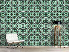 Design #Tapete Esmeralda Grün