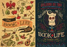 BRANDING / ILLUSTRATION  The Book of Life | Jon Contino