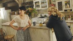 Once Upon A Time - A visit to the 'Once' set - Once upon a time, CTV.ca's Sheri Block visited the 'Once' set - CTV
