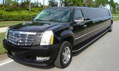 LIMO: Cadillac Escalade Black