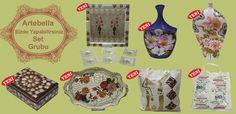 Art&Craft Hobi Ürünleri -Sanatsal Malzemeler- Projeler