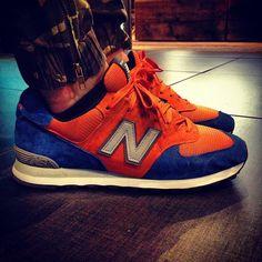 New Balance 574's Custom