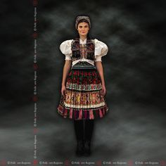 Ábelová, Slovakia Folk Costume, Costumes, Folk Embroidery, Ukraine, Wonder Woman, European Countries, Model, Czech Republic, Ancestry