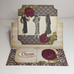 Craftwork Cards specialise in combining in-house design and innovation to create high quality craft products. Craftwork Cards, Folded Cards, Card Ideas, Clever, Decorative Boxes, Card Making, Paper Crafts, Collections, Create