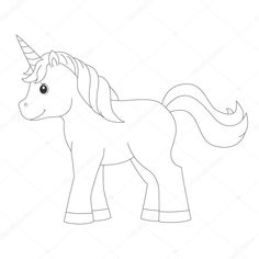 unikornis rajz - Google-keresés Lily, Kids Rugs, Google, Kitchen, Home Decor, Art, Stencils, Dibujo, Art Background