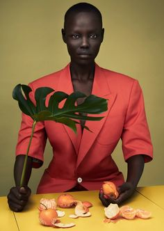 Snapshot: Grace Bol by Solve Sundsbo for Luncheon Magazine Spring 2017 - Fashion Bomb Daily Style Magazine: Celebrity Fashion, Fashion News, What To Wear, Runway Show Reviews