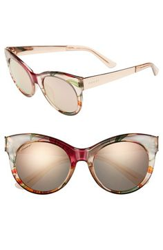 904d7073540e Gucci  Flora  these would be nice as real glasses Retro Sunglasses
