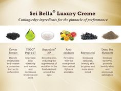 Sei Bella makeup by Melaleuca has  great ingredients that are healthy for your skin.