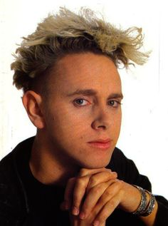 Martin Gore (July 23, 1961) British keyboardist, o.a. known from the band Depeche Mode.