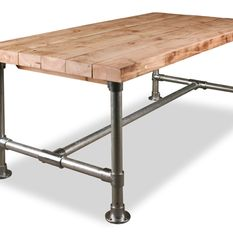 Packhus.se - Tube Table 140 x 95 cm