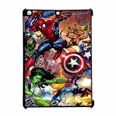 Superheroes Marvel iPad Air Case