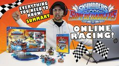 SKYLANDERS SUPERCHARGERS! Everything You Need To Know + ONLINE CO ...
